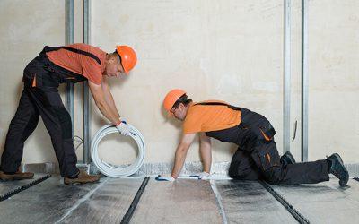 Ventajas de instalar suelo radiante